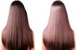 Remèdes naturels pour obtenir des cheveux raides