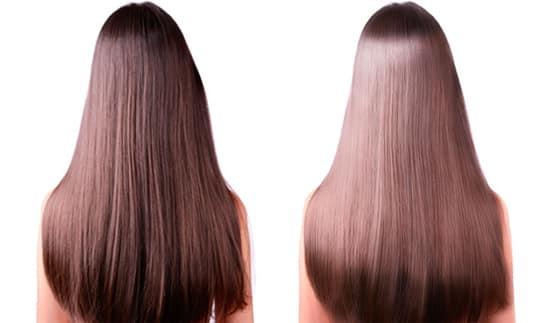 Remèdes naturels pour obtenir des cheveux lisses